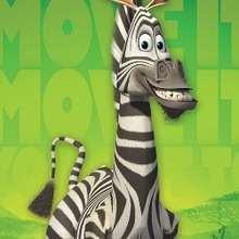 Madagascar 2: Marty das Zebra Girlande
