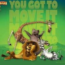 Madagascar 2: Poster