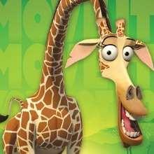 Madagascar 2: Melman die Giraffe Girlande