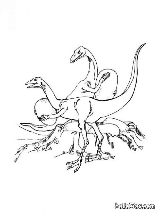 Dinosaurier mit eiern zum ausmalen zum ausmalen  dehellokidscom