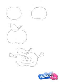 Wie man Fräulein Apfel malt