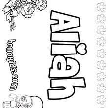 Aliah