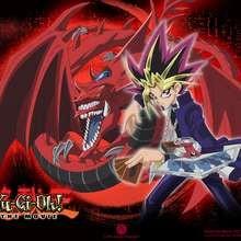 Yu Gi Oh: Rotes Poster