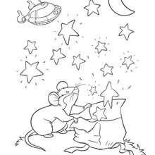 Kleine Maus - Kleine Einsteins zum Ausmalen