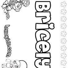 Bricely