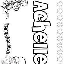 Achelle