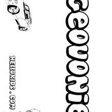Geovonie