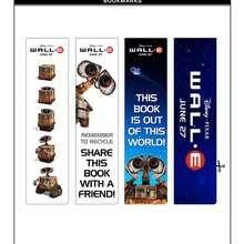 WALL E Lesezeichen