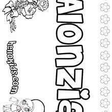 Alonzia
