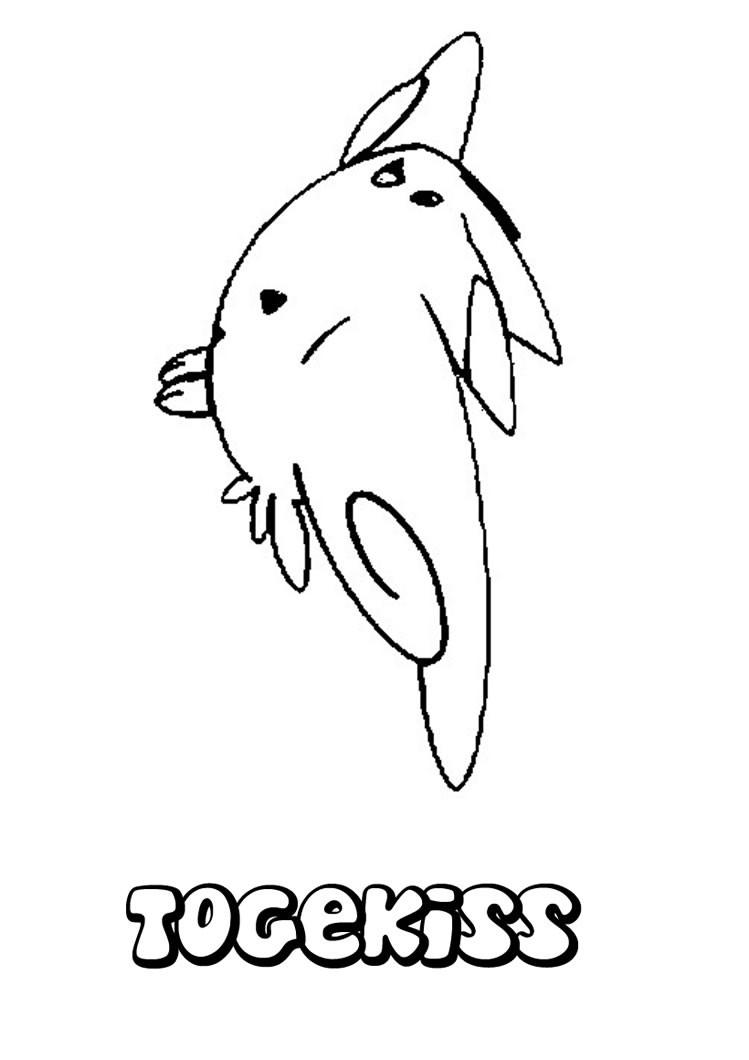 Togekiss Pokemon Zum Ausmalen Zum Ausmalen De Hellokids Com