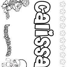 Callisa