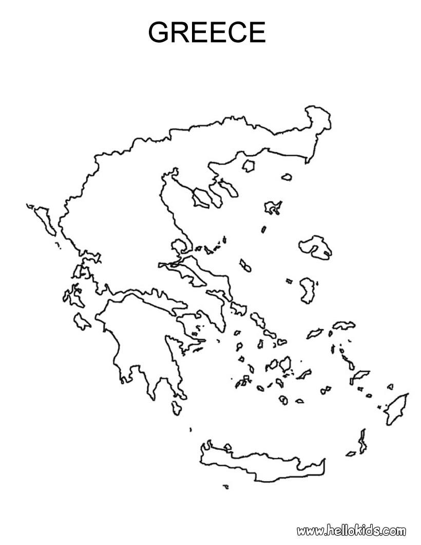 griechenland bilder zum ausdrucken