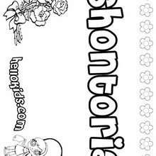 Shontoria