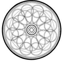 Kreis Mandala