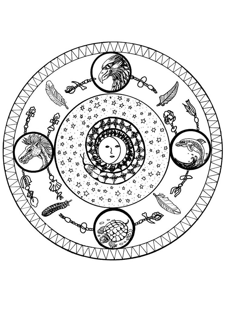 E Baby Block Coloring Page