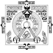 Zauber Mandala