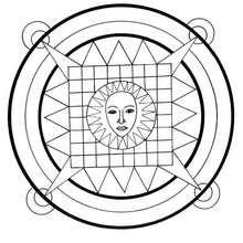 Sonne Mandala