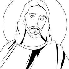 Christus zum Ausmalen
