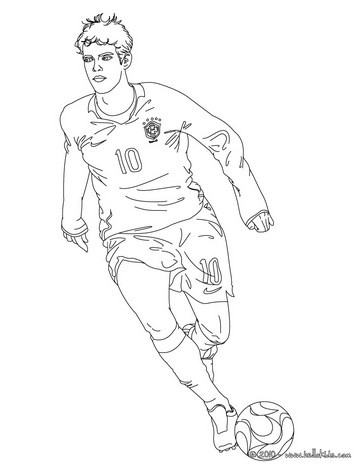 Christiano Ronaldo Spielt Fussball Zum Ausmalen Zum Ausmalen De