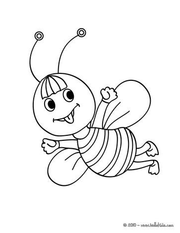 Insekt : Ausmalbilder, Basteln, Videos für Kinder, Lesen, Hellokids ...