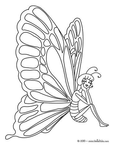 Schmetterling : Ausmalbilder, Basteln, Bilder für Kinder, Kostenlose ...