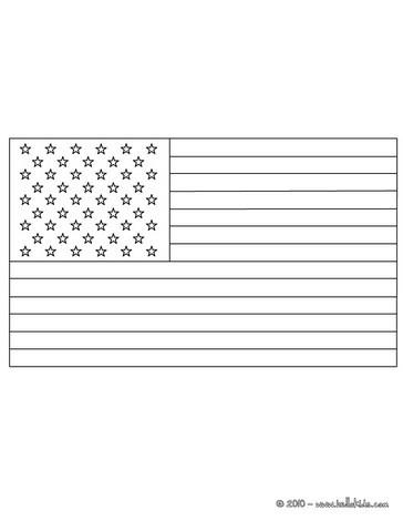 amerika fahne zum ausdrucken