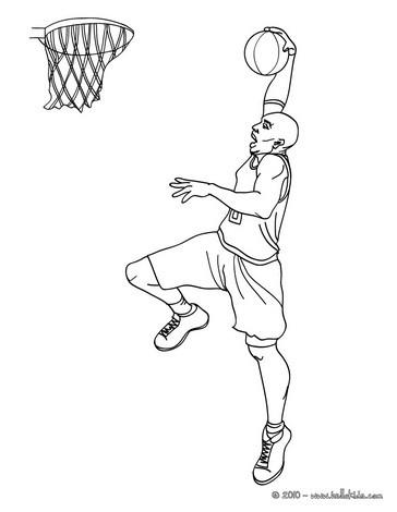 Basketball Zum Ausmalen Ausmalbilder Ausmalbilder Ausdrucken