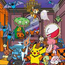 PIKACHU POKEMON gratis Kinderpuzzle