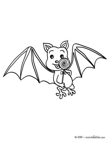 Halloween Fledermaus Zum Ausmalen Ausmalbilder Ausmalbilder
