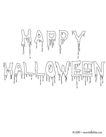 Halloweenfiguren Zum Ausmalen Ausmalbilder Ausmalbilder