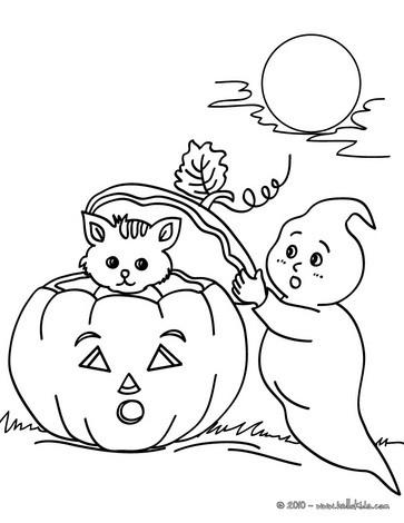 Halloween Geister Zum Ausmalen Dehellokidscom