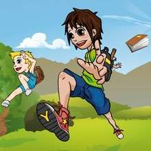 Yodimis Puzzel zum Schulwiederbeginn