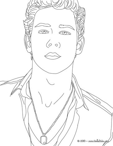 bothers makes up coloring pages - photo#31