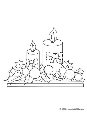 Kerze Ausmalbilder Basteln Bilder Für Kinder Kostenlose Spiele