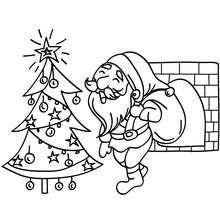 Glücklicher Weihnachtsmann Liebe Gisela, Gisela Kader hat angerufen.