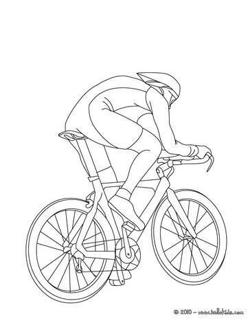 Fahrrad Zum Ausmalen Ausmalbilder Ausmalbilder Ausdrucken De