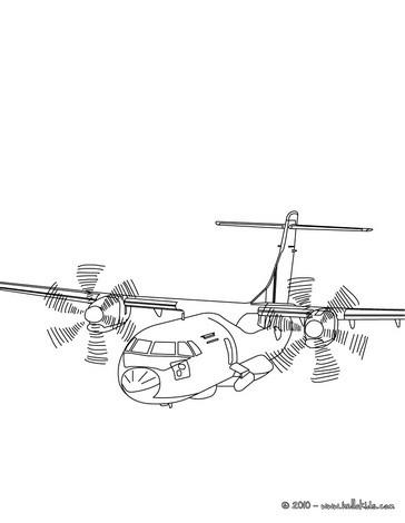 Flugzeug Zum Ausmalen Ausmalbilder Ausmalbilder Ausdrucken De