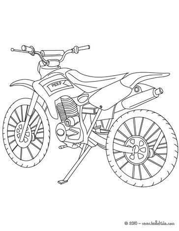 Motorrad Zum Ausmalen Ausmalbilder Ausmalbilder Ausdrucken De