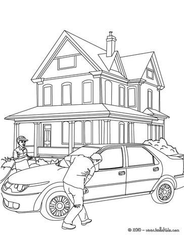 Autounfall Zum Ausmalen Zum Ausmalen Dehellokidscom