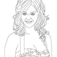 Katy Perry Malbogen