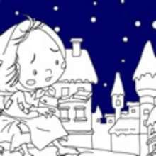 ANDERSEN Märchen zum Ausmalen
