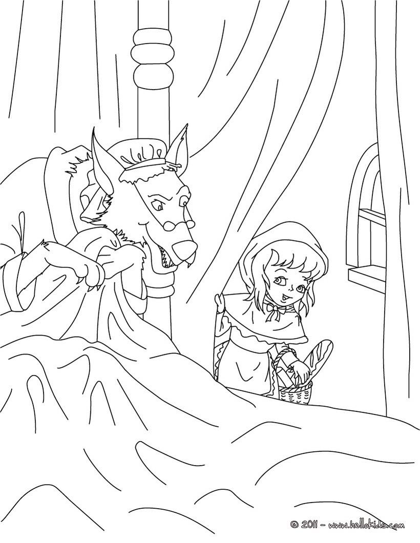 Ausmalbilder Märchen Rapunzel : M Rchen Zum Ausmalen De Hellokids Com