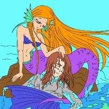 Die kleine Meerjungfrau Puzzle