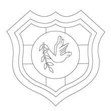 Tonga Rugbymannschaft zum Ausmalen