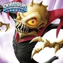 GHOST ROASTER Skylanders Schiebepuzzle