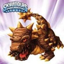 BASH Skylanders Schiebepuzzle