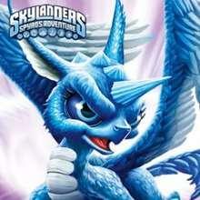 WHIRLWIND Skylander Schiebepuzzle
