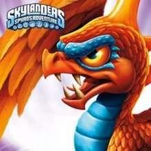 SUNBURN Skylanders Schiebepuzzle