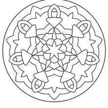 Mandala 135