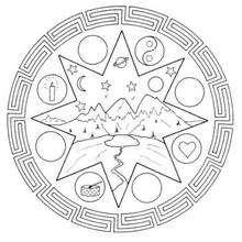 Mandala 129